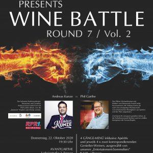 Wine Battle Round 7 / Vol. 2
